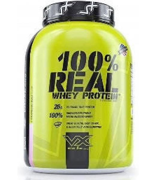 100% REAL WHEY PROTEIN STRAWBERRY 5 LB (62 SRVS) VITA XTRONG