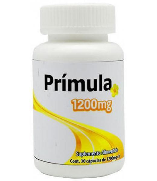 ACEITE DE PRIMULA 1200 MG 30 CAP DOS MUNDOS