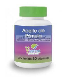 ACEITE DE PRIMULA VIDANAT 60 CAPSULAS
