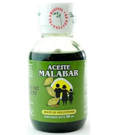 ACEITE MALABAR 60 ML GREENSIDE