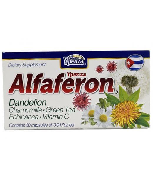 ALFAFERON 60 CAP YPENZA