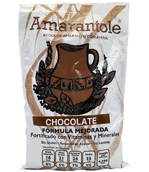 ATOLE DE AMARANTO CHOCOLATE 1 KG AMARANTOLE