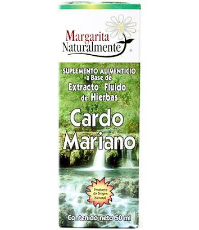 CARDO MARIANO EXTRACTO 50 ML MARGARITA NATURAL
