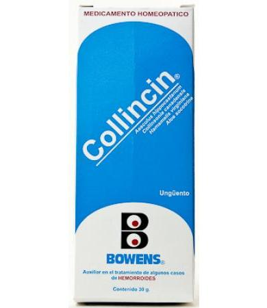 COLLINCIN UNGUENTO 30 G BOWENS