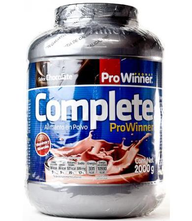 COMPLETE CHOCOLATE 2 KG PRONAT PROWINNER