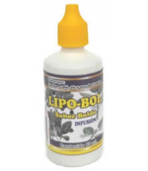 EXT. LIPO-BOL SABOR BOLDO 60ML. INFUSION NATURA-MUNDO BRAJIM