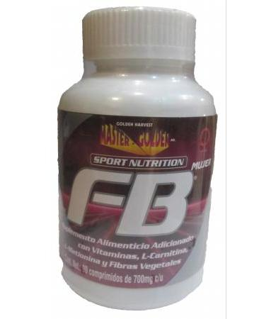FAT BURNER MUJER 90 COMPRIMIDOS GOLDEN HARVEST