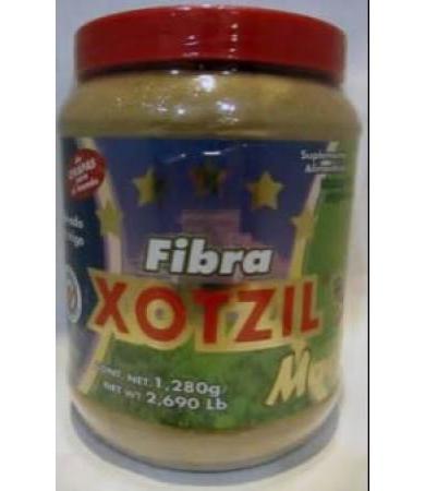 FIBRA NATURAL XOTZIL CHAROLA CON 6 1280 G XOTZIL