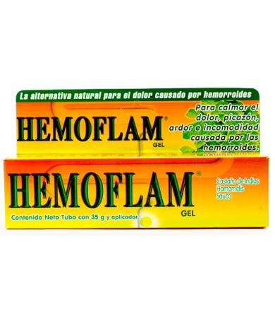 GEL HEMMAFIX 35 G B.Q.M