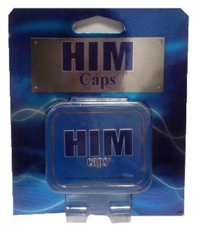 HIM CAPS 2 CAP 400 MG HIM CAPS