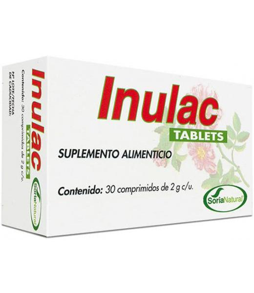 INULAC 30 COMP SORIA NATURAL