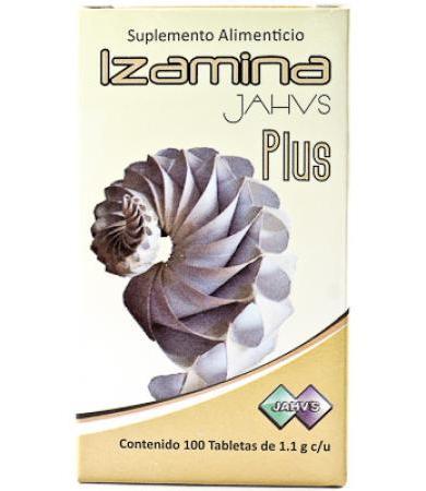 IZAMINA PLUS 100 TAB JAHVS LC
