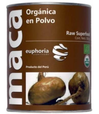 MACA EN POLVO 500 G BE HEMP