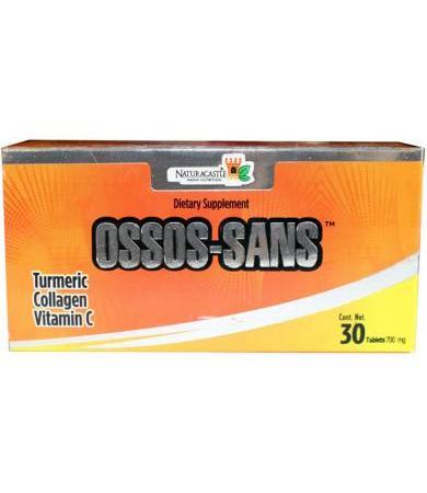 OSSOS SANS 30 TABLETAS