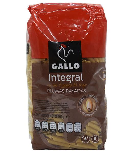 PLUMAS INTEGRAL 500 G GALLO