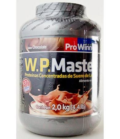 PROTEINA WP MASTER CHOCOLATE 2 KG PRONAT PROWINNER