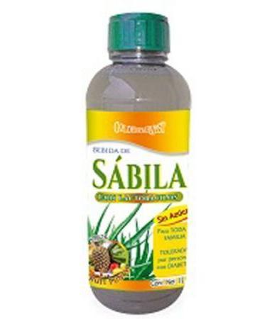 BEBIDA DE SABILA SAB TROPICAL 1 L GOLDEN HARVEST