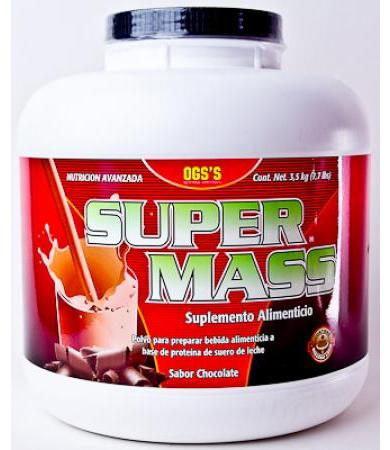 SUPER MASS CHOCOLATE 3500 G OGSS